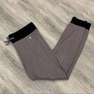 Guess Casual Gray & Black Joggers/Sweats